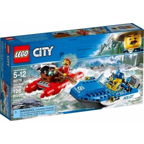 LEGO Speed Champions Wild River Escape (60176)