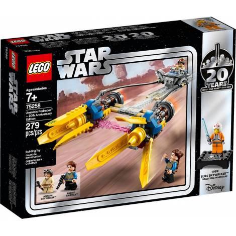 LEGO Star Wars Anakin's Podrace-20th Anniversary Edition (75258)