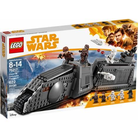 Lego Star Wars: Imperial Conveyex Transport AU8 (75217)