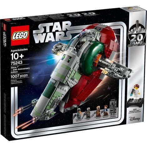 LEGO Star Wars Slave I-20th Anniversary Edition (75243)