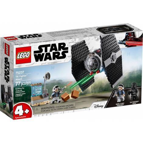LEGO STAR WARS TIE FIGHTER ATTACK (75237)