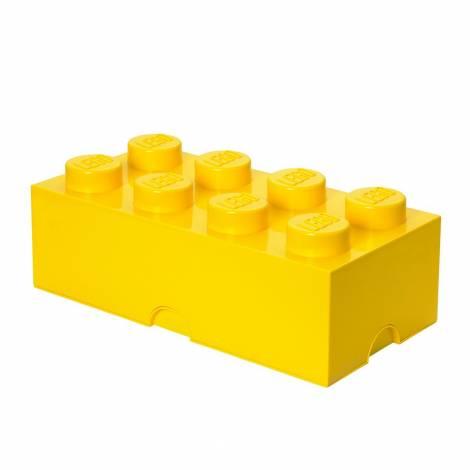 LEGO Storage Brick 8 Yellow (49.99 x 24.99 x 17.98 cm)