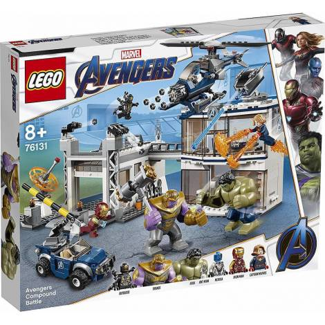 LEGO Super Heroes Avengers Compound Battle (76131)
