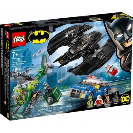 LEGO Super Heroes Batman Batwing & The Riddler Heist (76120)