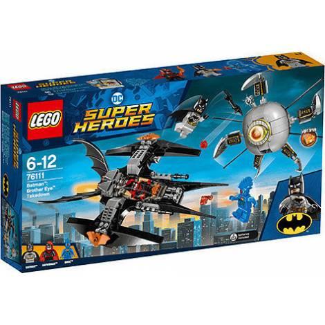 Lego Super Heroes: Batman Brother Eye Takedown (76111)