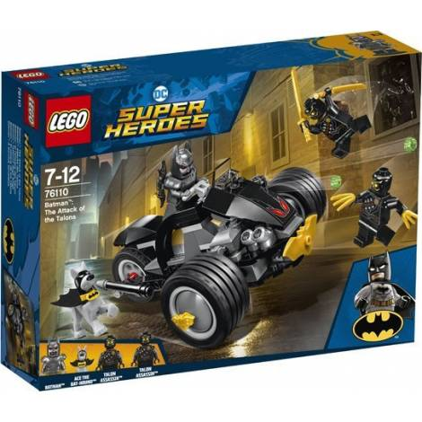Lego Super Heroes: Batman The Attack of the Talons (76110)