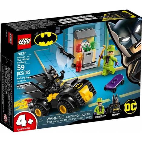 LEGO Super Heroes Batman Vs. The Riddler Robbery (76137)