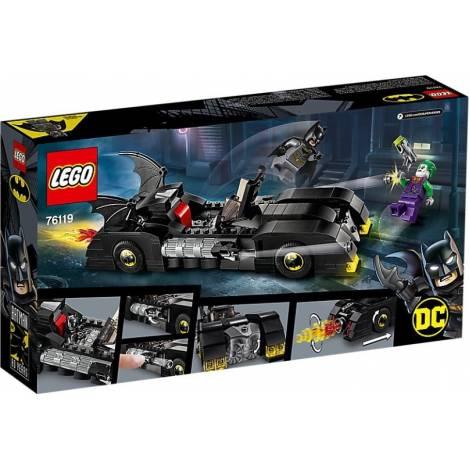 LEGO Super Heroes Batmobile Pursuit Of The Joker (76119)