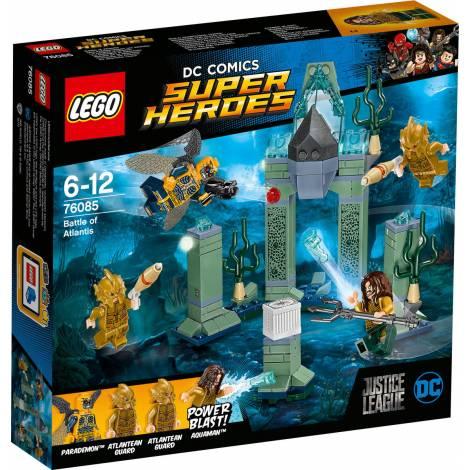 LEGO Super Heroes Battle of Atlantis (76085)