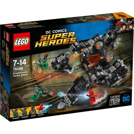LEGO Super Heroes Knightcrawler Tunnel Attack (76086)