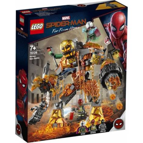 LEGO Super Heroes Molten Man Battle (76128)