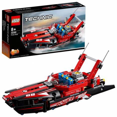 LEGO Technic Power Boat (42089)
