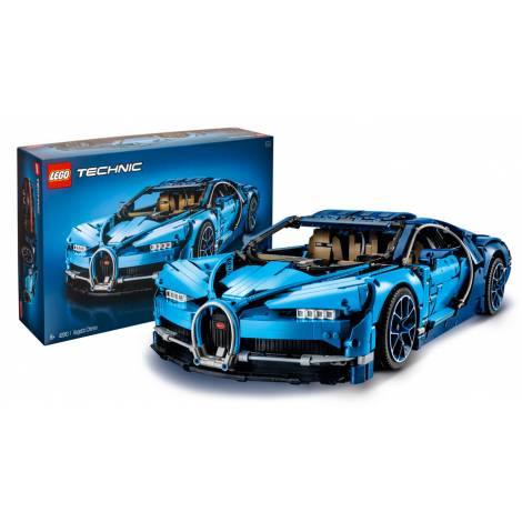 Lego Technic: Technic Bugatti Chiron (42083)