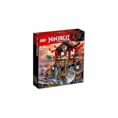 LEGO Temple of Resurrection (70643)