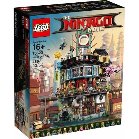 Lego The Ninjago Movie NINJAGO City (70620)