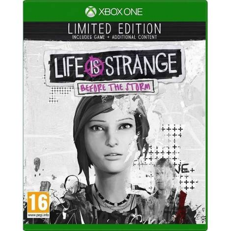 LIFE IS STRANGE BEFORE THE STORM LIMITED EDITION (Xbox One)