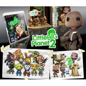 Little Big Planet 2 - Collector`s Edition (PS3) AΜΕΡΙΚΑΝΙΚΗ ΕΚΔΟΣΗ