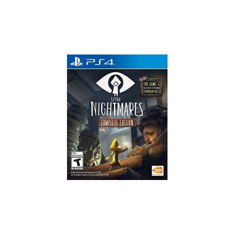 LITTLE NIGHTMARES COMPLETE EDITION (PS4)