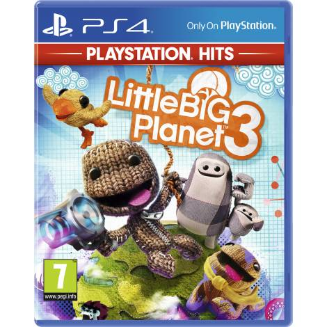 LittleBigPlanet 3 (Hits) (PS4)