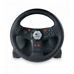 LOGITECH FORMULA VIBRATION FEEDBACK WHEEL (XBOX)