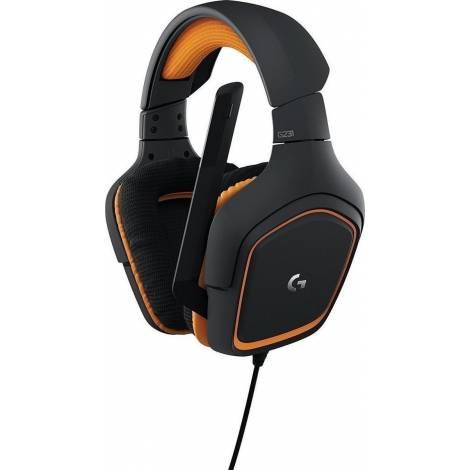 Logitech G231 Prodigy Gaming Headset με εγγύηση Ελληνικής αντιπροσωπείας (981-000627)
