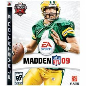 Madden NFL 09 (PS3)