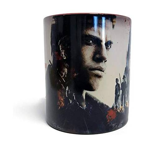 Mafia III - Lincoln Heat Changing Mug