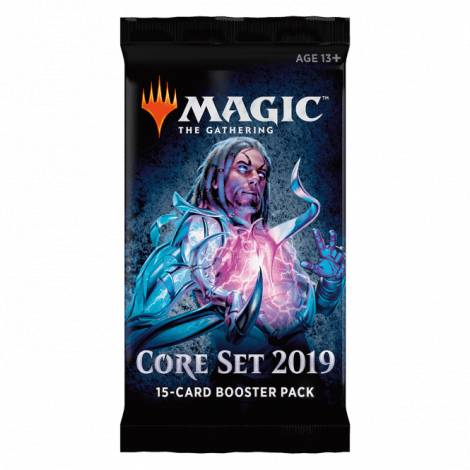MAGIC THE GATHERING CORE SET 2019 BOOSTER