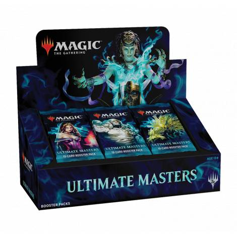 Magic: The Gathering  Ultimate Masters Booster Display