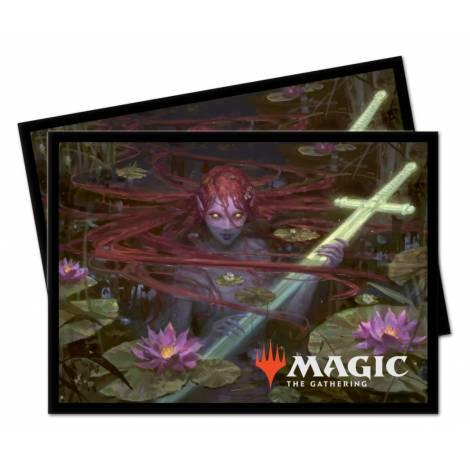 MAGIC THRONE OF ELDRAINE VER.4 DECK PROTECTOR 100CT