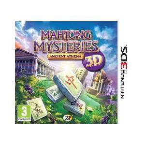 Mahjong Mysteries - Ancient Athena 3D (NINTENDO 3DS)
