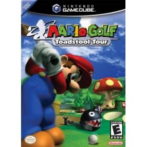 Mario Golf - Toadstool Tour (GAMECUBE)