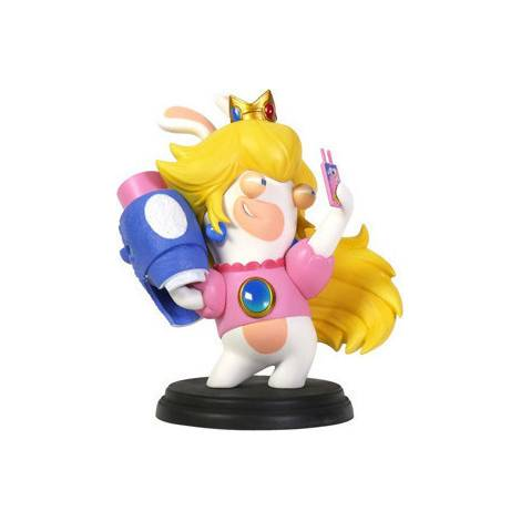 MARIO & RABBIDS PEACH 3'' FIGURINE