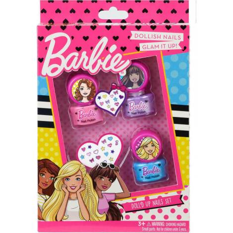 Markwins Barbie - Glam It Up! Dollish Nails (9708310)