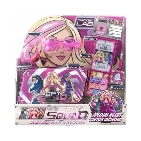 Markwins Barbie - Spy Squad Secret Agent Beauty Tote & Spy Gear (9602710)