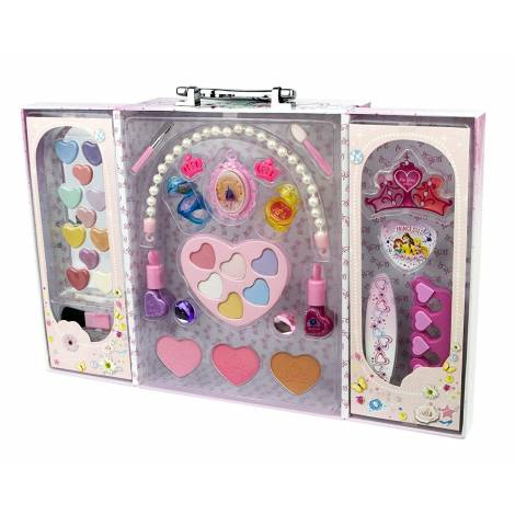 MARKWINS DISNEY PRINCESS - LET YOUR HEART DREAM COSMETIC COLLECTION MAKE-UP IN WARDROBE (9513110)