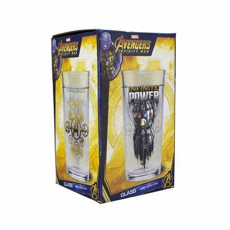 Marvel Avengers Infinity War - Glass (PP4387MVIW)