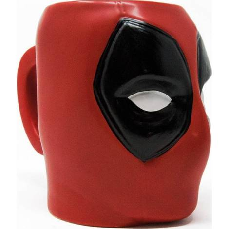 Marvel Comics - Deadpool (Head) Shaped Mug (SCMG25118)