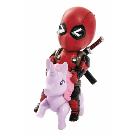 Marvel Comics: Mini Egg Attack - Deadpool Pony Figure (9cm) (BKDMEA-0044)