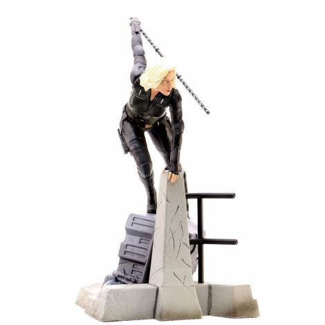 Marvel Gallery Avengers 3 Black Widow PVC Statue (APR182160)