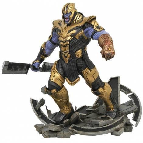 Marvel Milestones Avengers 4 Armored Thanos Statue (MAY192373)