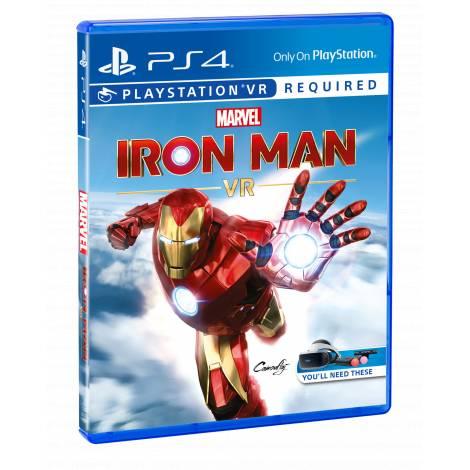 Marvel's Iron Man VR (PS4) (Pre-order Bonus)
