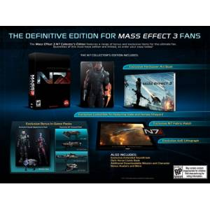 Mass Effect 3 - N7 Collector's Edition (PS3)