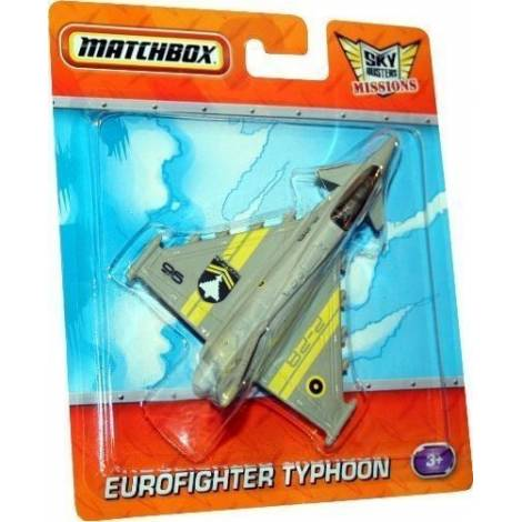 MATCHBOX SKYBUSTERS PLANES - EUROFIGHTER TYPHOON (DKG84)