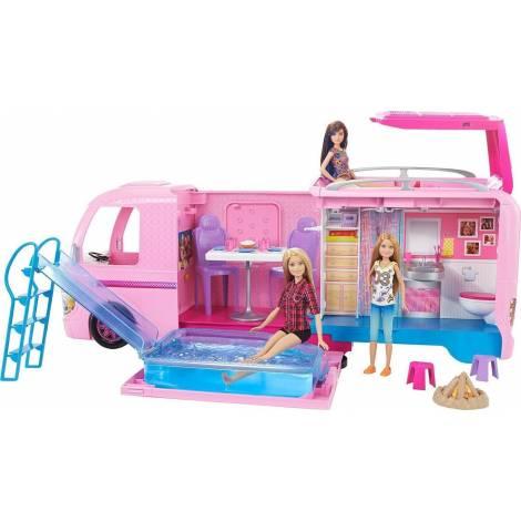 Mattel Barbie - Dream Camper Playset (FBR34)