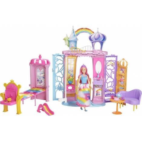 Mattel Barbie Dreamtopia - Castle (FRB15)