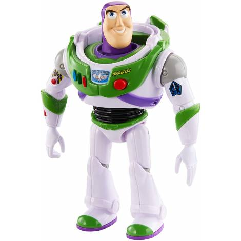 Mattel Disney Pixar Toy Story 4 - True Talkers Buzz Lightyear (GDP84)