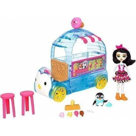 Mattel Enchantimals - Wheel Frozen Treats (FKY58)