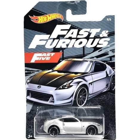 Mattel Hot Wheels Fast Furious Fast Five Nissan 370Z (FYY52)
