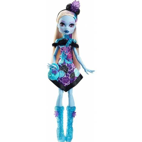 MATTEL MONSTER HIGH DOLL - PARTY GHOULS - ABBEY BOMINABLE (FDF12)